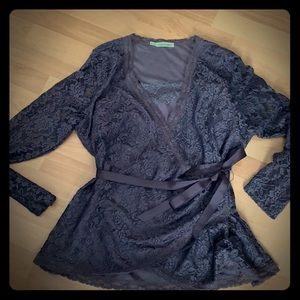 Maurices lace top with matching cami